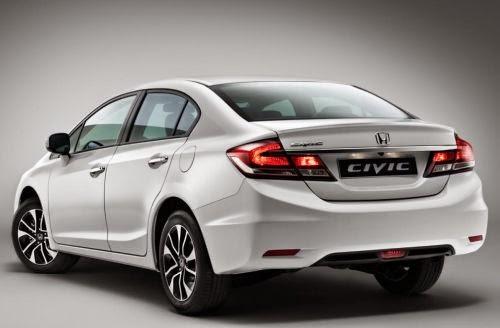 Novo Civic 2015 sedan bonito