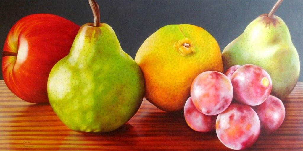 Im genes arte pinturas bodegones al oleo de frutas - Fotos de bodegones de frutas ...