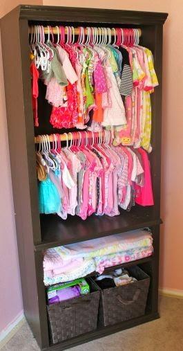 tips menata pakaian anak