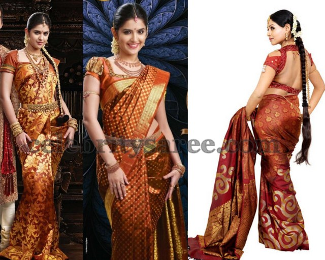 Deeksha Seth Bridal Sarees