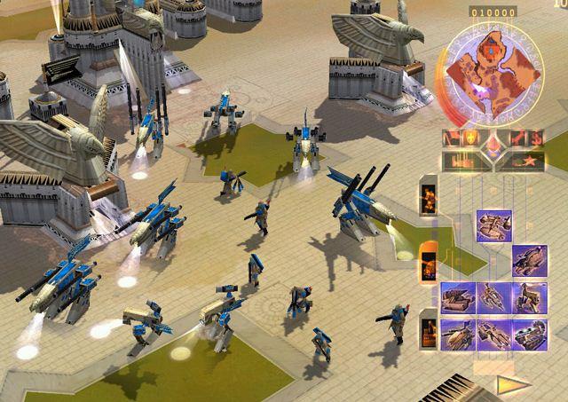 Emperor Battle For Dune Screenshots 1