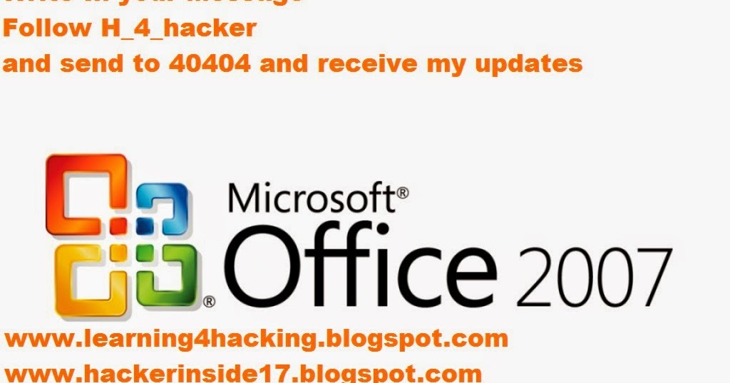 Ms office 2007 full register version free download for Inside 2007 movie online free