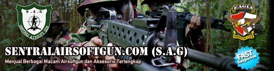 Jual Airsoft gun Handgun, Rifle, dan Aksesoris Airsoftgun Jakarta