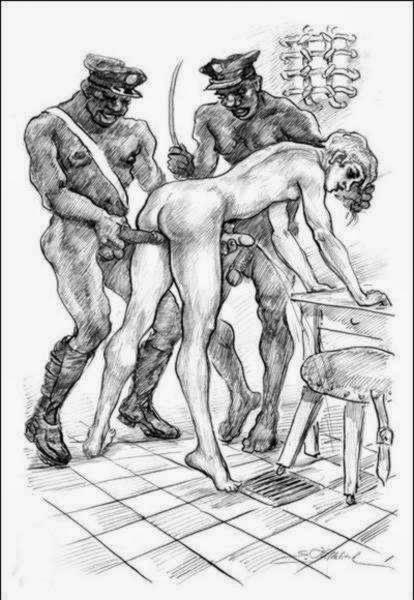 captions Femdom spanking men