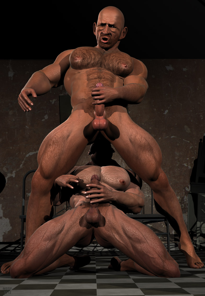 from Draven gay muscle erotic