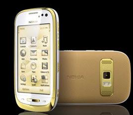 Spesifikasi Nokia Oro Premium Berlapis Emas