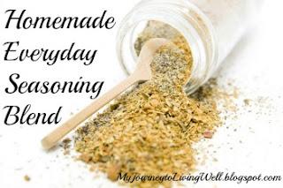 Homemade Everyday Seasoning Blend