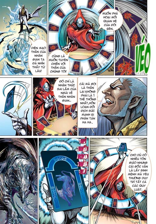 Thần Binh 4 chap 20 - Trang 17