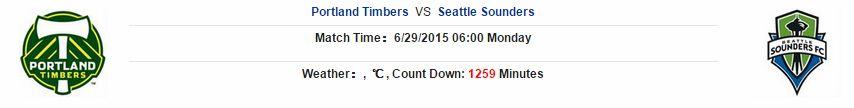Soi kèo hôm nay Portland Timbers vs Seattle Sounders