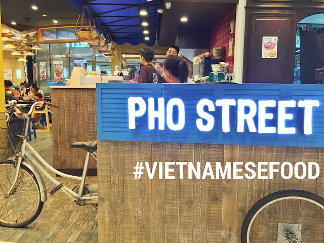 Pho Street at Bedok Mall