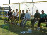 Cuerpo Tecnico 7° Division AFA Aldosivi 2012