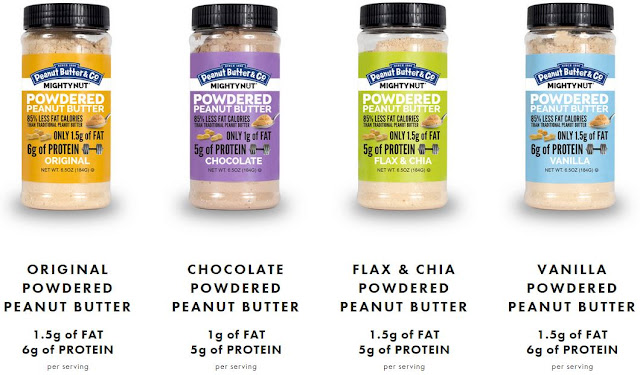 Mighty Nut, Powdered Peanut Butter, Eat Mighty, Recipe, Giveaway