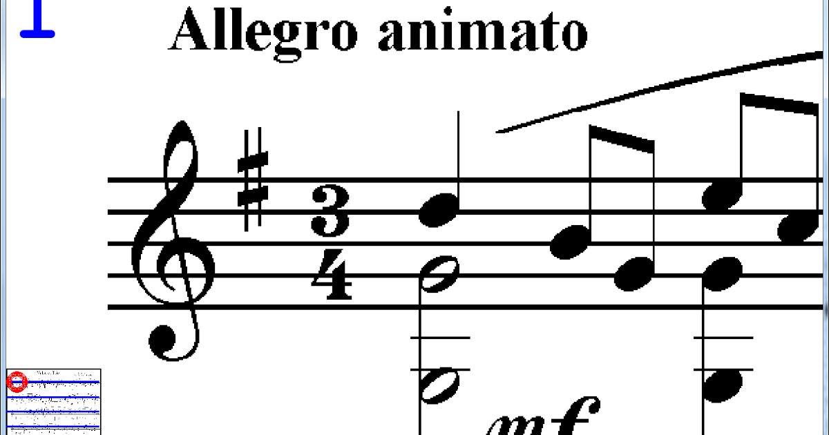Worksheets In Music What Does Allegro Mean the makers box magnipy a low vision music reader