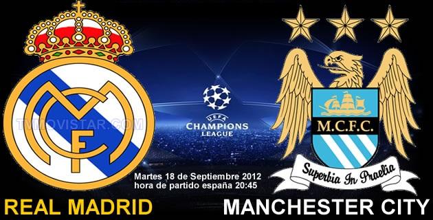 Manchester city vs real madrid en vivo hd 21 de noviembre for Correo real madrid
