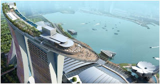 Οι πιο όμορφες πισίνες του κόσμου-Marina Bay Sands