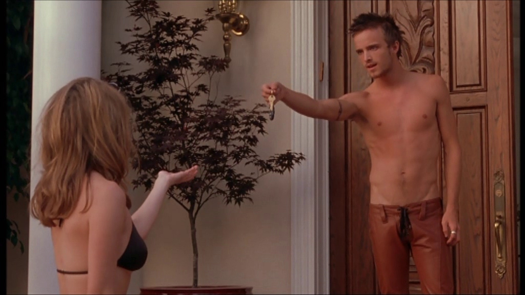 from Yahya naked images of aaron paul