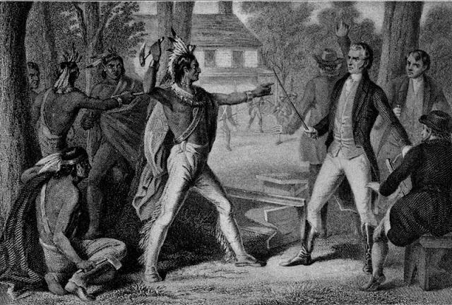 prophet and tecumseh Throughout the early 1800s, tecumseh and his brother tenskwatawa (the prophet) traveled extensively among tribes, from wisconsin to florida tecumseh was an excellent speaker, and he convinced many tribes to join his cause for native american unity.