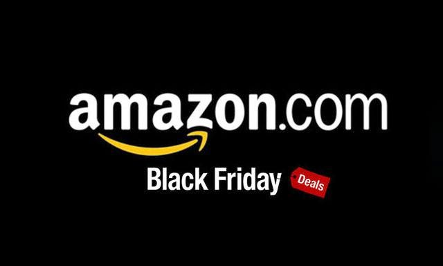 El Black Friday en Amazon, grandes descuentos