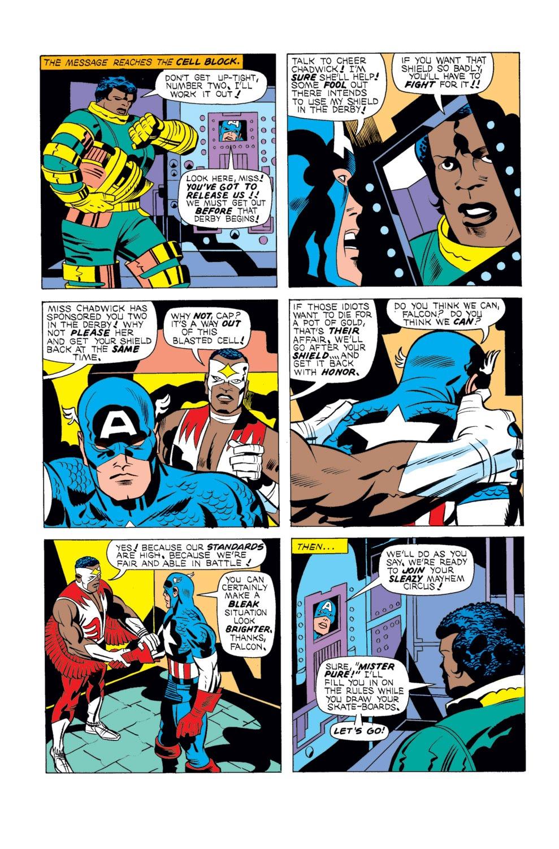 Captain America (1968) Issue #196 #110 - English 7