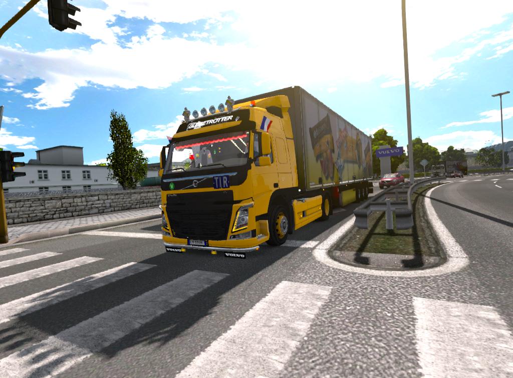 Volvo Fm13 2014