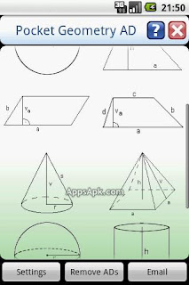 Pocket Geometry AD.apk - 265 KB