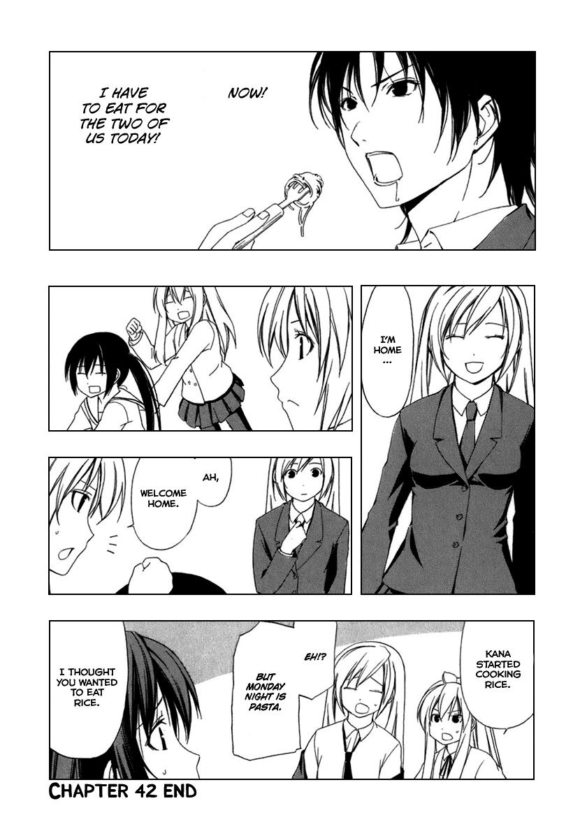 Minami-ke - Chapter 43
