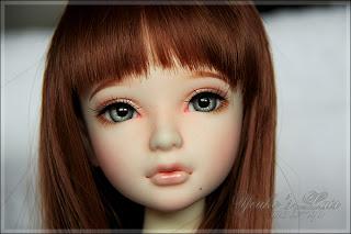 BJD-muñecas articuladas de bola Tania1