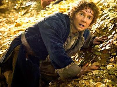 Primera imagen oficial de El Hobbit: La desolación de Smaug con Martin Freeman