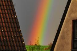 Ende des Regenbogens...