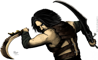 #8 Prince of Persia Wallpaper