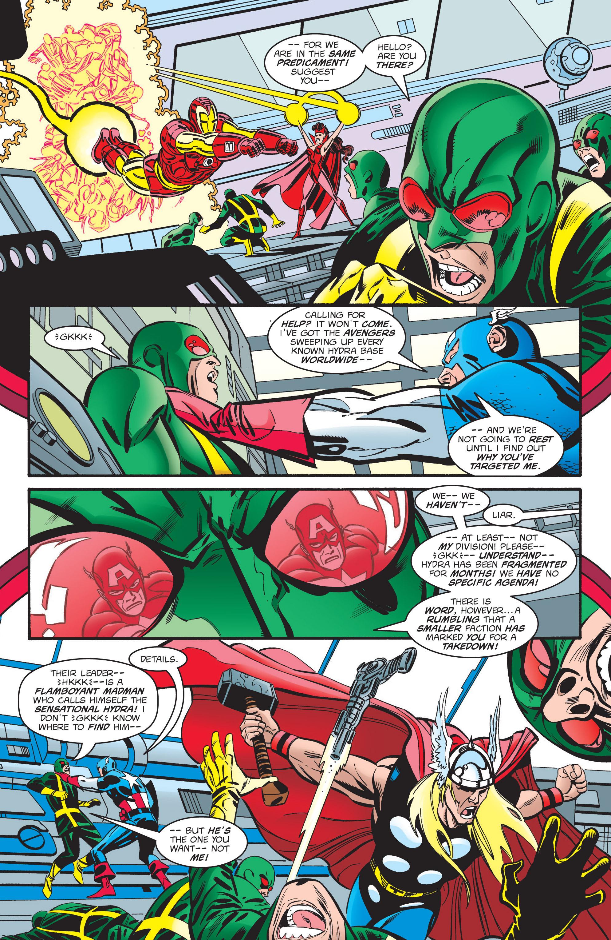 Captain America (1998) Issue #5 #8 - English 5