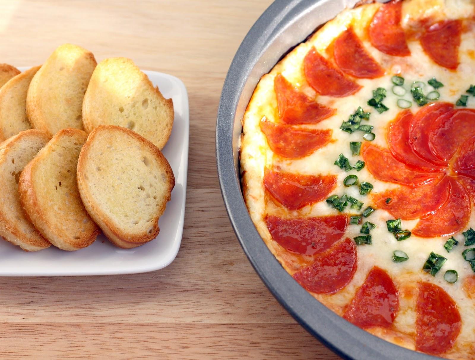 Bitchin' Kitchen: Pepperoni Pizza Dip