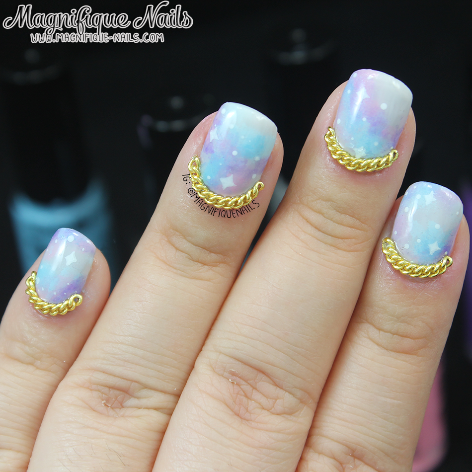 Nail Art Ideas nail art online store : Magically Polished |Nail Art Blog|: Born Pretty Store: 1.6mm Gold ...