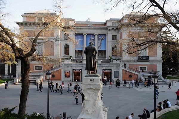 Museo del Prado, Museo Reina Sofia, Museo Thyssen-Bornemisza