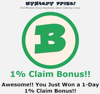 zubee mystery prize claim