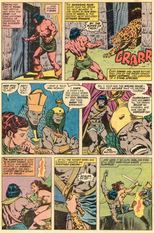 Conan the Barbarian (1970) Issue #77 #89 - English 13