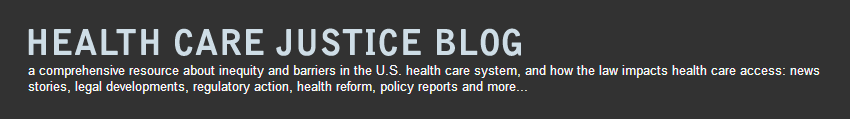 Health Care Justice Blog