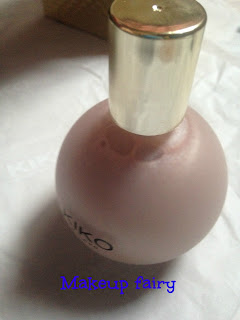 Kiko precious touch shimmering body oil