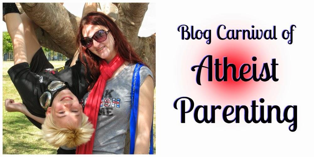 CAP:  Carnival of Atheist Parenting