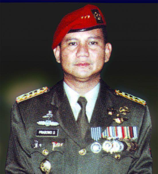 Syehha: Prabowo... Prabowo Subianto
