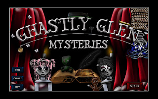 Ghastly Glen Mysteries (BETA)