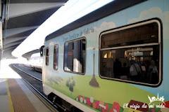 Rutas de los Trenes Turísticos de Galicia