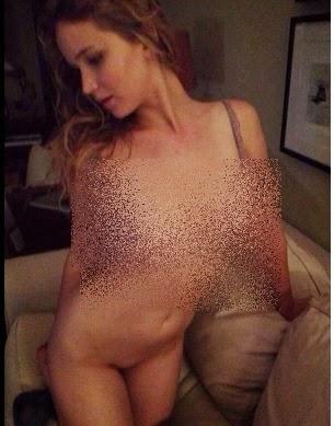 Jennifer Lawrence's Nude Leak 3