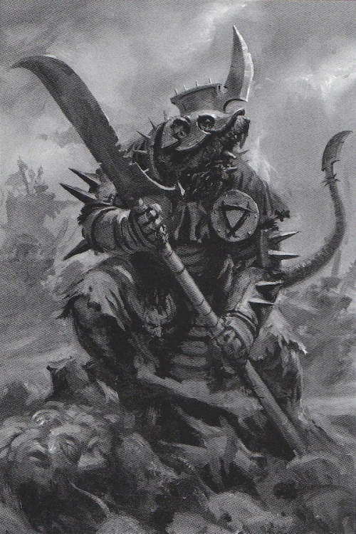 Cross Planes The Old Word Skaven Stormvermin For 13th Age