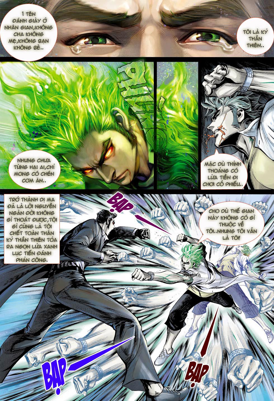 Thần Binh 4 chap 23 - Trang 8