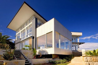 Home Design Minimalist on Minimalist Home Dezine  Palm Beach House Design Sydney  Australia