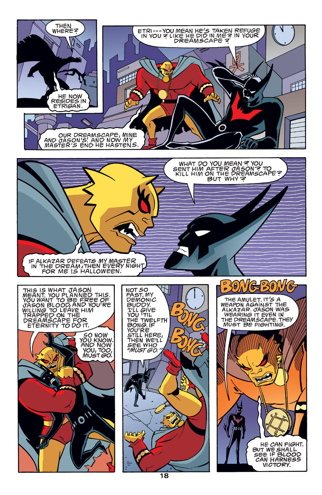 Batman Beyond [II] Issue #14 #14 - English 19