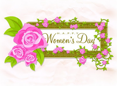 chúc mừng ngày 8/3, happy woman's day