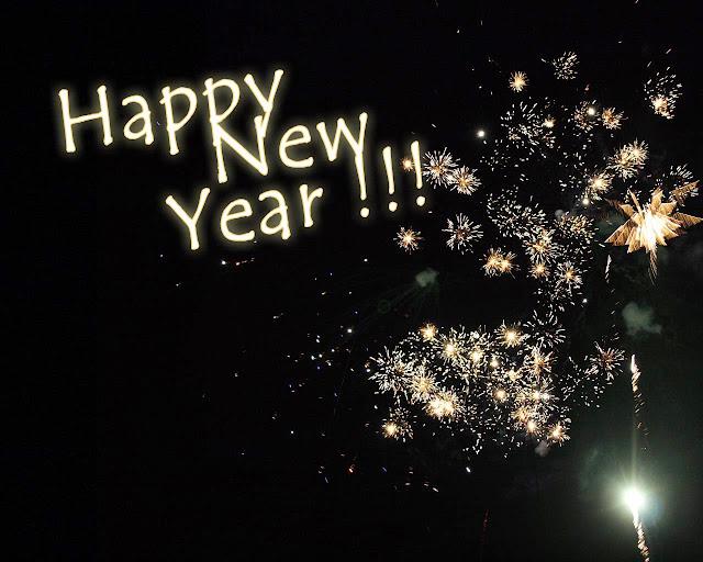 Hình nền pháo hoa năm mới 2016