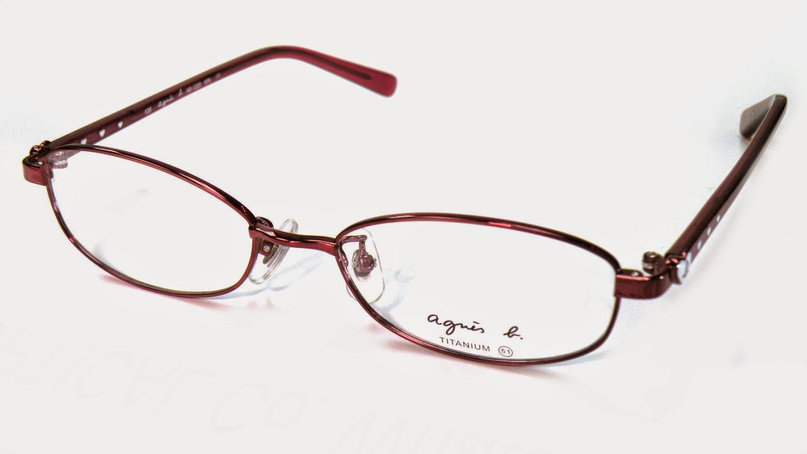 Agnes b  眼鏡架